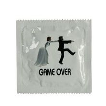 Kondom-game-over