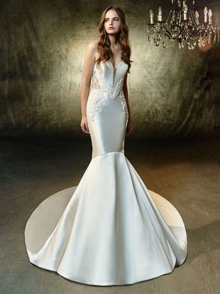 Blue by Enzoani Brautkleid Laken Fit and Flair