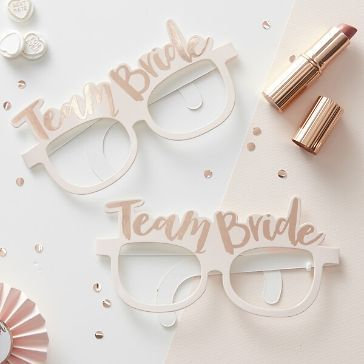 jga papier brillen team bride